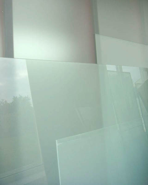 Satiniertes-Glas